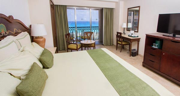 Accommodations - Royal Solaris Cancun Resort Marina & Spa - All Inclusive