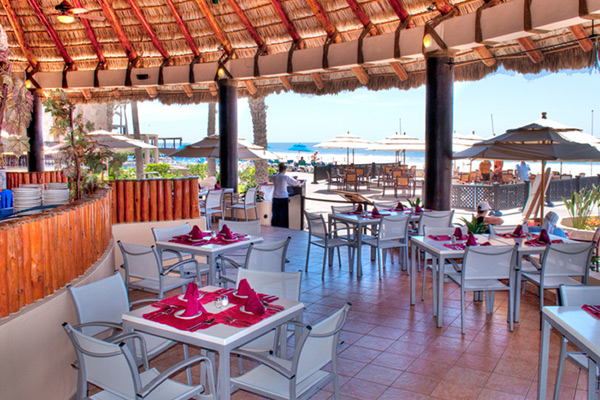 Restaurant - Royal Solaris Cancun Resort Marina & Spa - All Inclusive